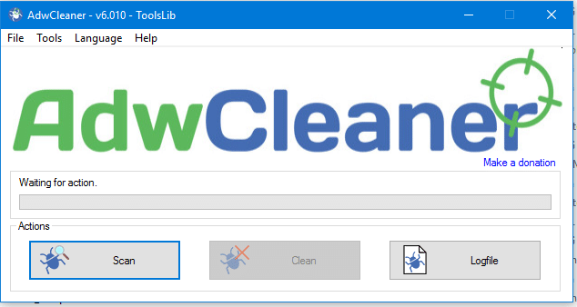adwcleaner version 6 tutoriel sospc.name 1