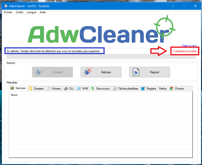 adwcleaner version 6 tutoriel sospc.name 5