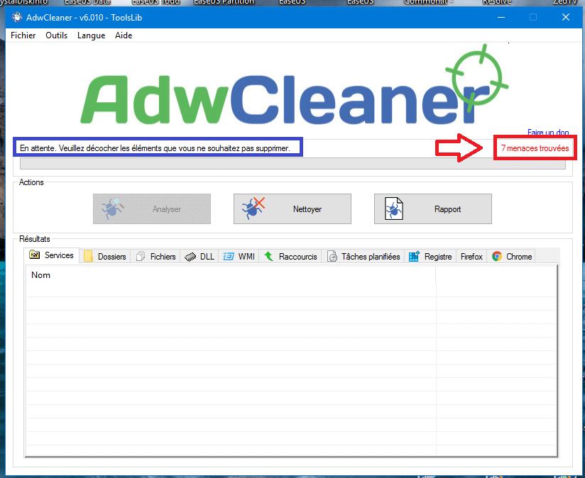 adwcleaner version 6 tutoriel sospc.name 5