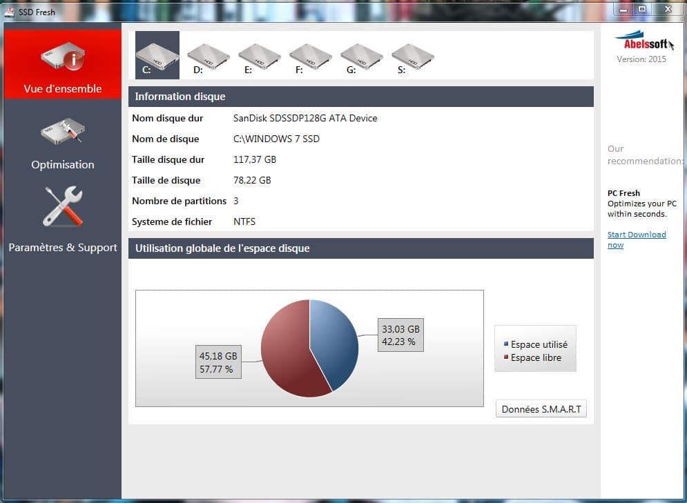 SSD FRESH 2015 2