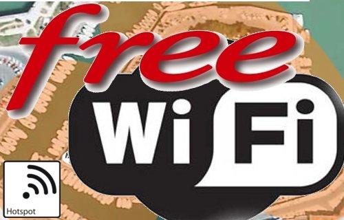Hot-spots Free Wifi : impossible de se connecter
