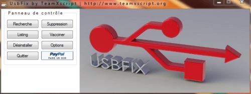USBFIX SUPPRESSION TÉLÉCHARGER