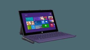 Microsoft retire la dernière mise à jour de la Surface Pro 2
