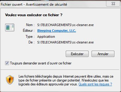 Shortcut Cleaner : un nettoyeur de raccourcis efficace !
