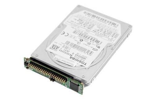 Installer un Disque SSD sur un ancien ordinateur portable.