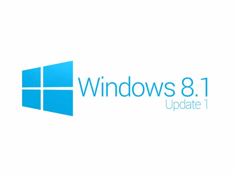 Windows 8.1 Update 1 : disponible jusqu'au 10 juin seulement.
