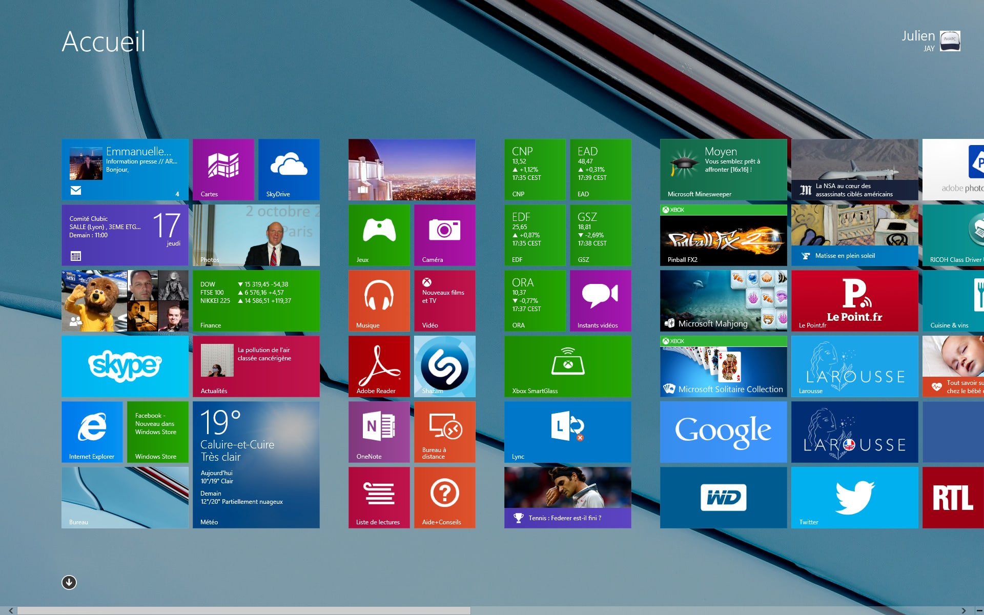 Windows 8 / 8.1 : Réparer les Applications Métro qui ne fonctionnent plus.
