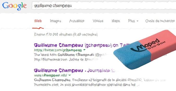 droitoubli-google