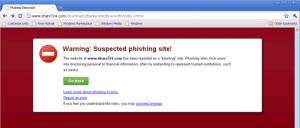 site suspect