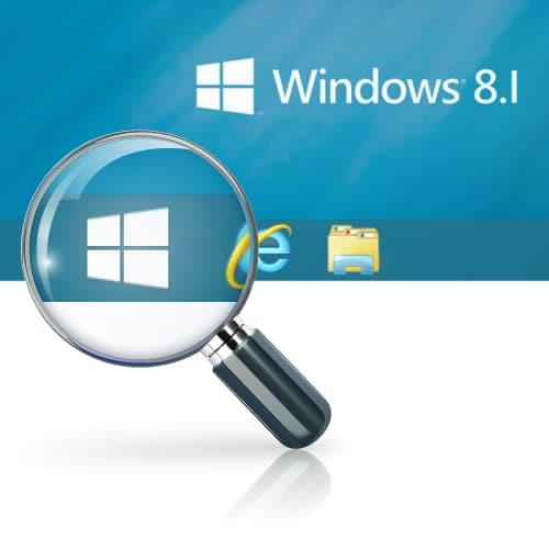 Réparer Windows 8.1.