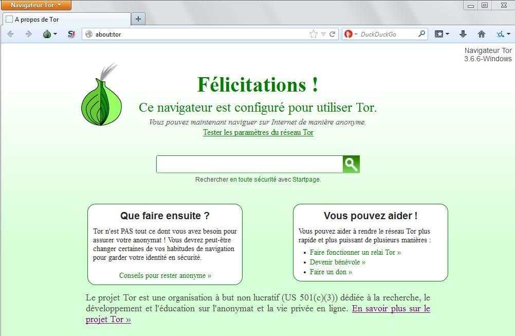 Surfez en toute sécurité sur les réseaux Wifi publics avec Tor.