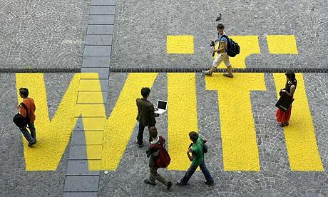 Wifi Public : soyez prudent !