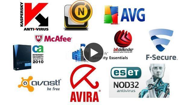 antivirus-logos