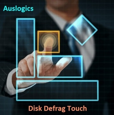 Disk Defrag Touch : Un défragmenteur original. Tuto Complet !