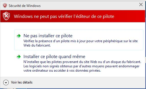 sécurité windows