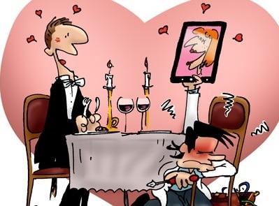 Saint Valentin=Saint Virus.