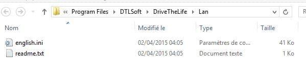 DRIVETHELIFE TRADUIRE3