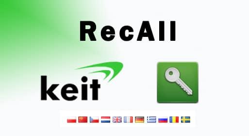 RecAll bannière