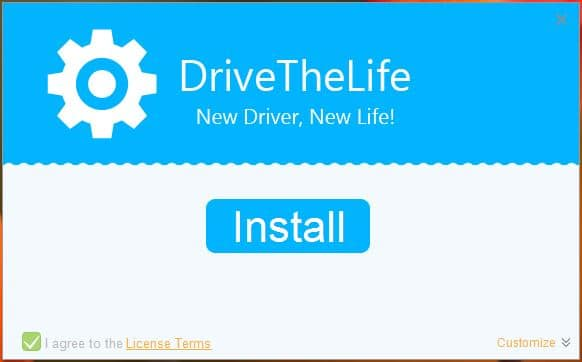 drive the life