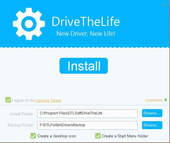 drive the life2