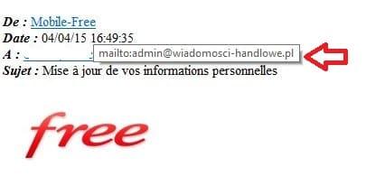 free mail piège 2