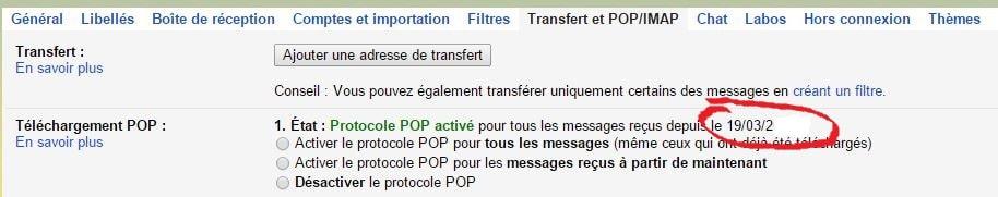 gmail trouver date de création compte3