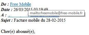 vrai mail free b