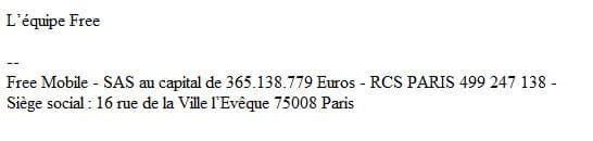 vrai mail free c
