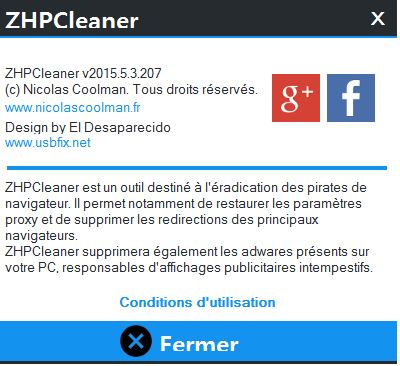 ZHP CLEANER 2 A PROPOS
