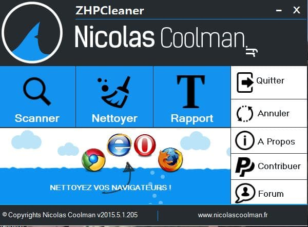ZHPCleaner : nouvelle version encore plus performante, Tuto complet !