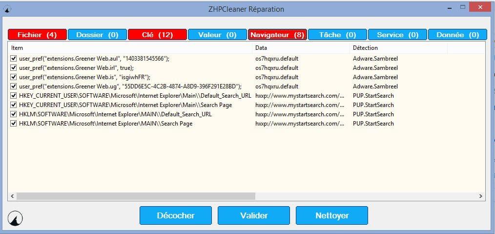 ZHP CLEANER 2.e