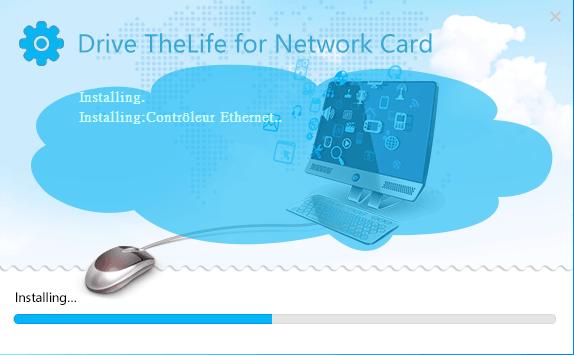 installer pilotes réseau facilement.5