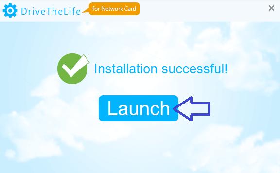 installer pilotes réseau facilement.8