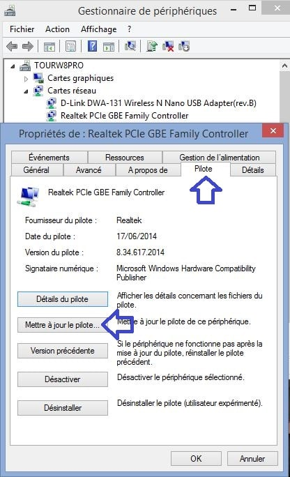 réinstaller pilotes windows facilement 3