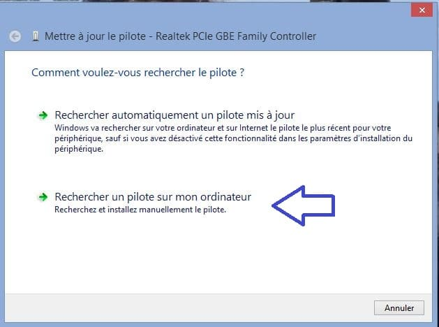 réinstaller pilotes windows facilement 4