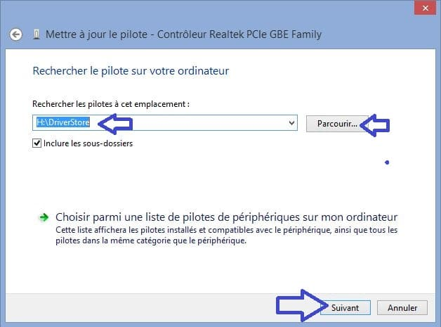réinstaller pilotes windows facilement 5