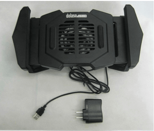 ventilateur pour box prise usb ou 220v