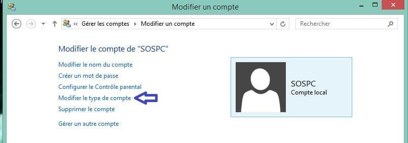 ARTICLE CLONAGE COMPTE UTILISATEUR passage en mode admin.3