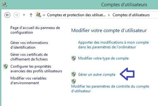ARTICLE CLONAGE COMPTE UTILISATEUR passage en mode admin
