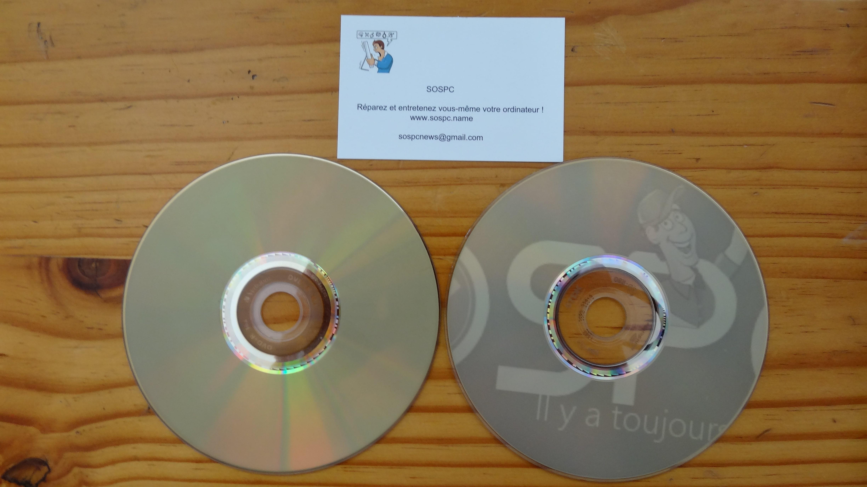 Lightscribe : Graver des photos sur l'autre face de votre Cd ou Dvd.[Maj]