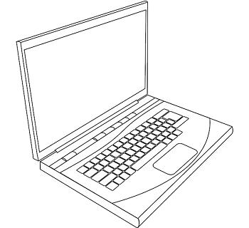 Dessiner-un-ordinateur-portable