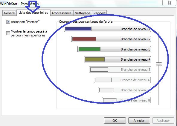 windirstat configurer.4