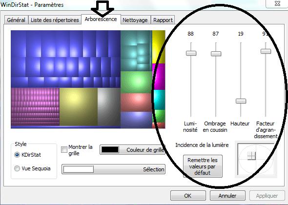 windirstat configurer.5