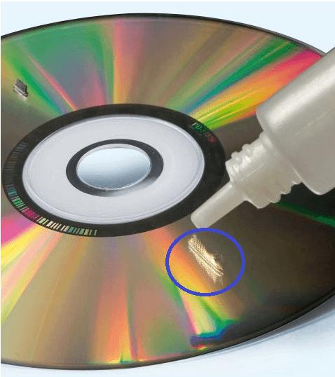 dvd de nettoyage sospc