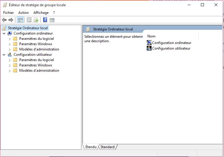 windows 10 désactiver recherche web barre des taches.1