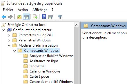 windows 10 désactiver recherche web barre des taches.2