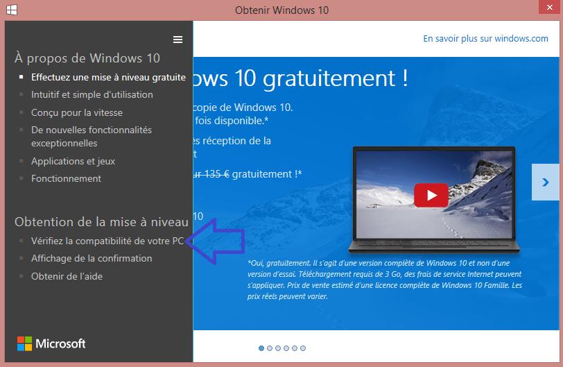windows 10 savoir si config pc suffisante.2