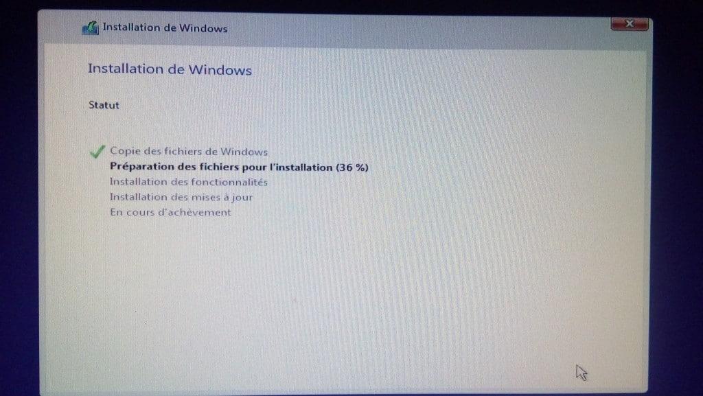 Installer Windows 10 proprement.www.sospc.name.12