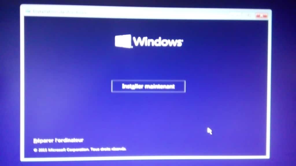 Installer Windows 10 proprement.www.sospc.name.6
