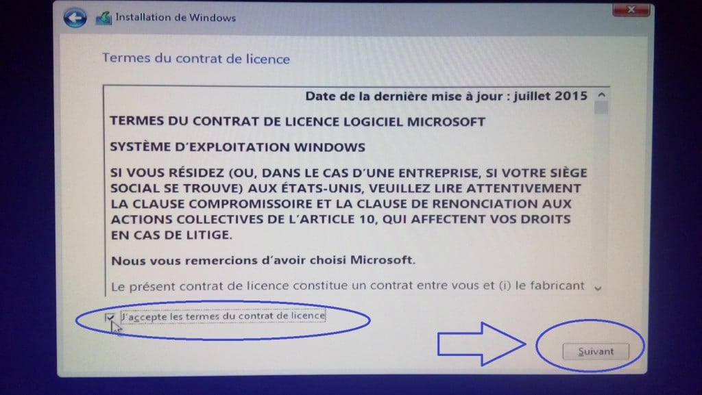 Installer Windows 10 proprement.www.sospc.name.9